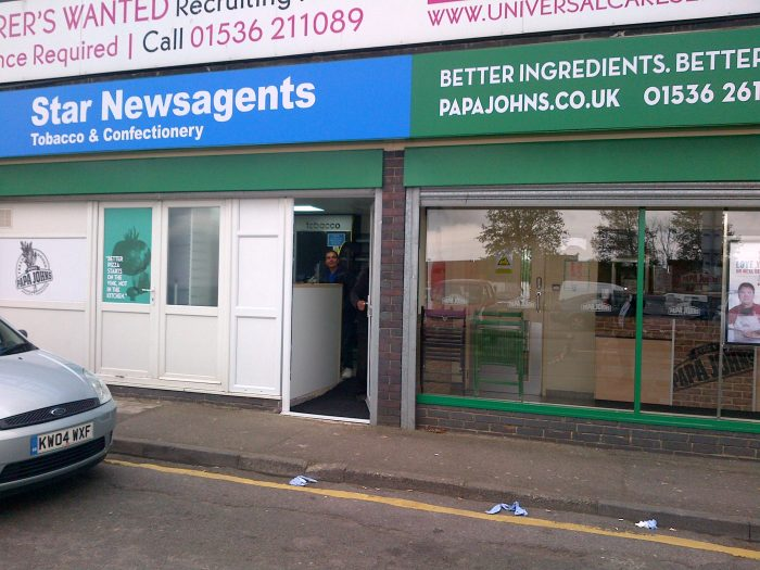 Star Newsagents