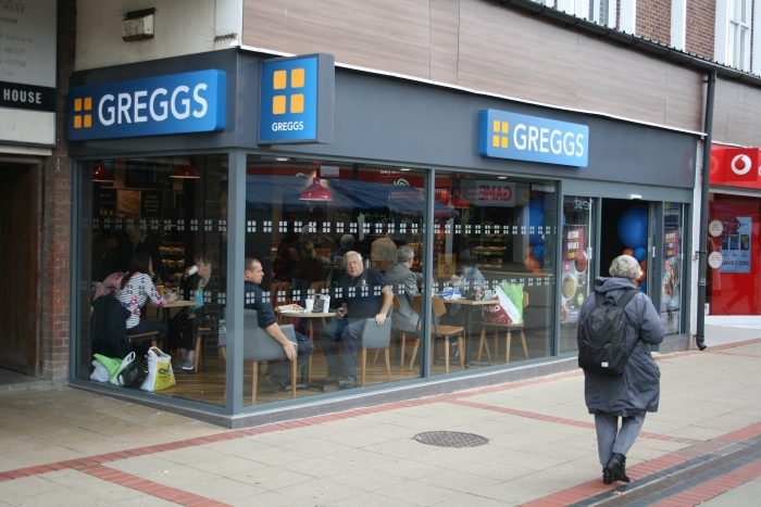 New Greggs Store